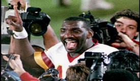 Doug Williams, primo QB afroamericano a vincere un Super Bowl