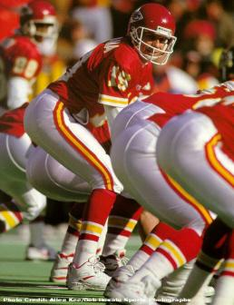 Joe Montana ai Kansas City Chiefs