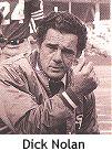 Dick Nolan, allenatore dei 49ers dal 1968 al 1975
