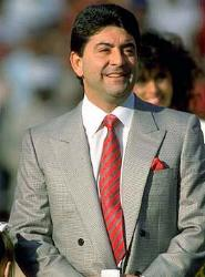 Eddie DeBartolo, owner dei 49ers dal 1977 al 1998