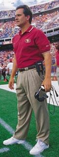 Steve Mariucci, alla guida dei 49ers dal 1997 al 2003