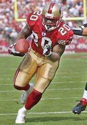 Garrison Hearst, RB dei 49ers dal 1997 al 2003